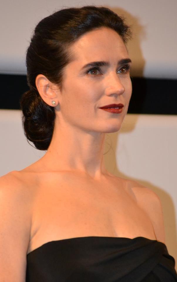 Jennifer Conelli, de Brooklin. Se dio a conocer como actriz en 'Erase una vez en AMérica'.