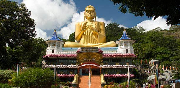 Sri Lankan nähtävyys