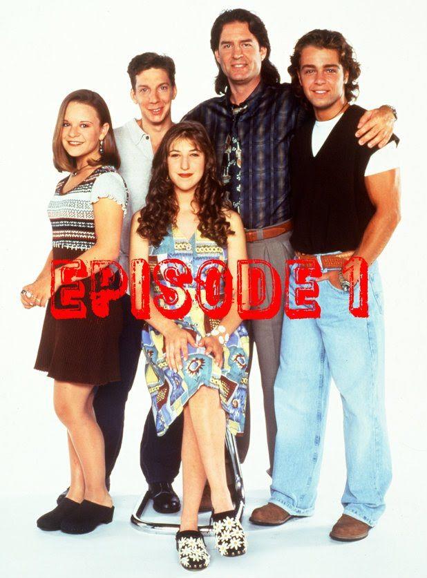 "Blossom Season 1 Episode 1 ""Pilot"""