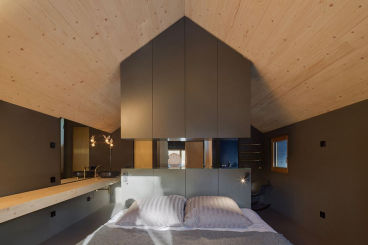 Holzhaus Am Auerbach - Picture gallery #architecture #interiordesign #outdoor #extension