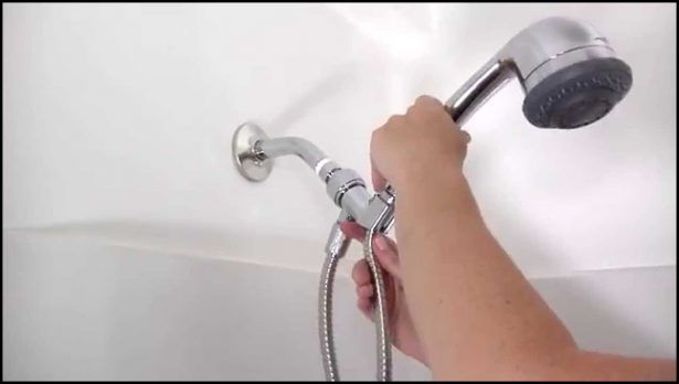 Bathroom:Installing Handheld Shower Head How To Install Hand Held Shower Head Bracket Onin Glass Wall