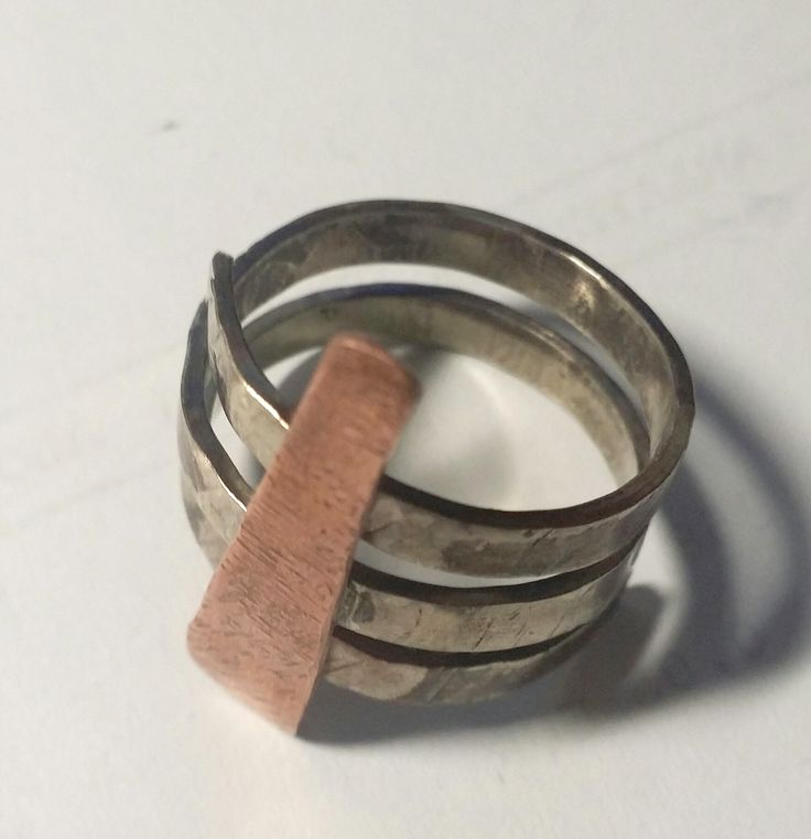 Ring alpaca, copper. Soon will be listid on my etsy store
