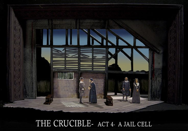 are the morals in the crucible Book reports essays: the crucible - religion vs personal morals.