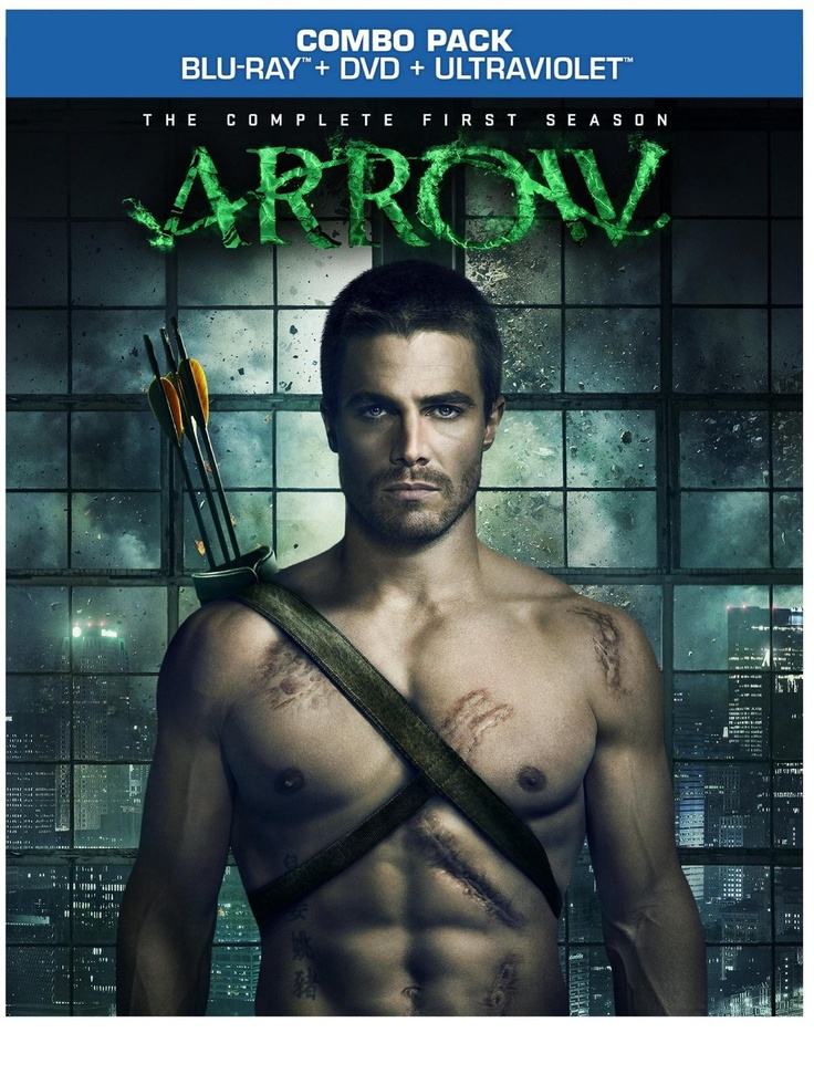 Amazon.com: Arrow: The Complete First Season [Blu-ray]: Stephen Amell, Katie Cassidy, Colin Donnell, David Ramsey, Willa Holland, Susanna Thompson, Paul Blackthorne, Guy Norman Bee: Movies & TV