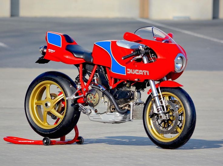 Genial The Ducati Inspires To Improve On Perfection With This Ultra Special Ducati  Build. We Reckon This Is An Incredible Ode To The Legendary Bike.