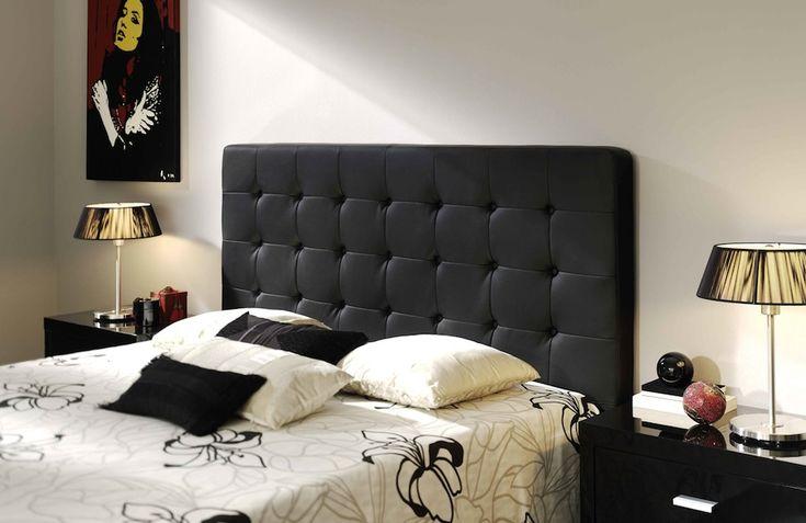 17 mejores ideas sobre cabeceros de cama tapizados en - Cabecero de cama acolchado ...