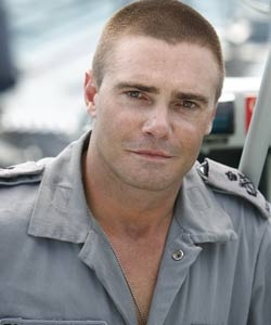 Jeremy Lindsay Taylor from my new found obsession sea patrol