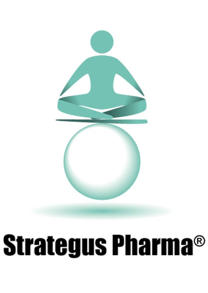 Progettazione Logo Strategus Pharma - personal trainer strategico del farmacista