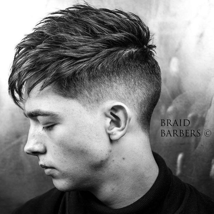 Haircut by braidbarbers http://ift.tt/22IiKS7 #menshair #menshairstyles…