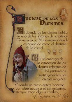 Enciclopedia El Decimo Reino by AliasLWA