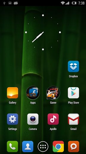 MIUI v5 - Theme Chooser v1.1  Requirements: 2.3 and up  Overview:This is MIUI v5 Theme for Theme Chooser ( include in CyanogenMod, AOKP , and AOSP based rom .. )