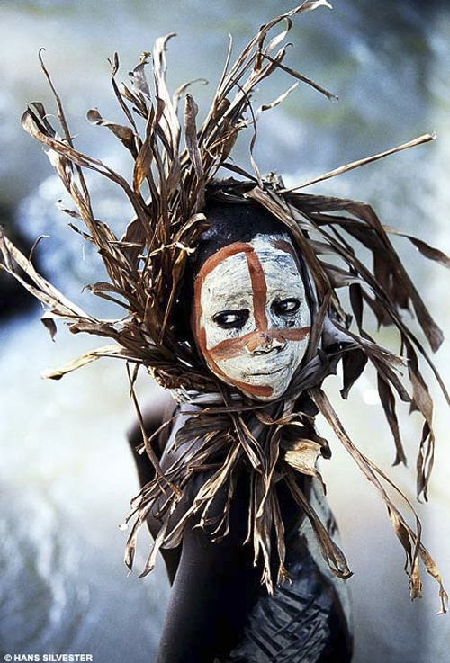 Hans Silvester spent six years with the people living on or around the Omo River in Ethiopia,