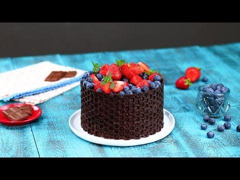 (8) Beim Luftpolsterfolien-Kuchen heißt es: Finger weg von den Bläschen! - YouTube