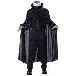 Headless Horseman Costume. The Headless horseman a mythical character from European folklore, especially German and Celtic folklores.