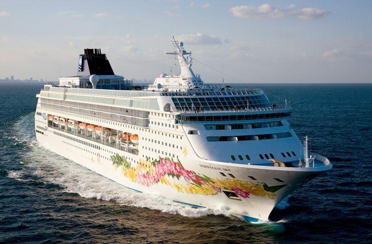 Norwegian Cruise Line  To the Bahammas