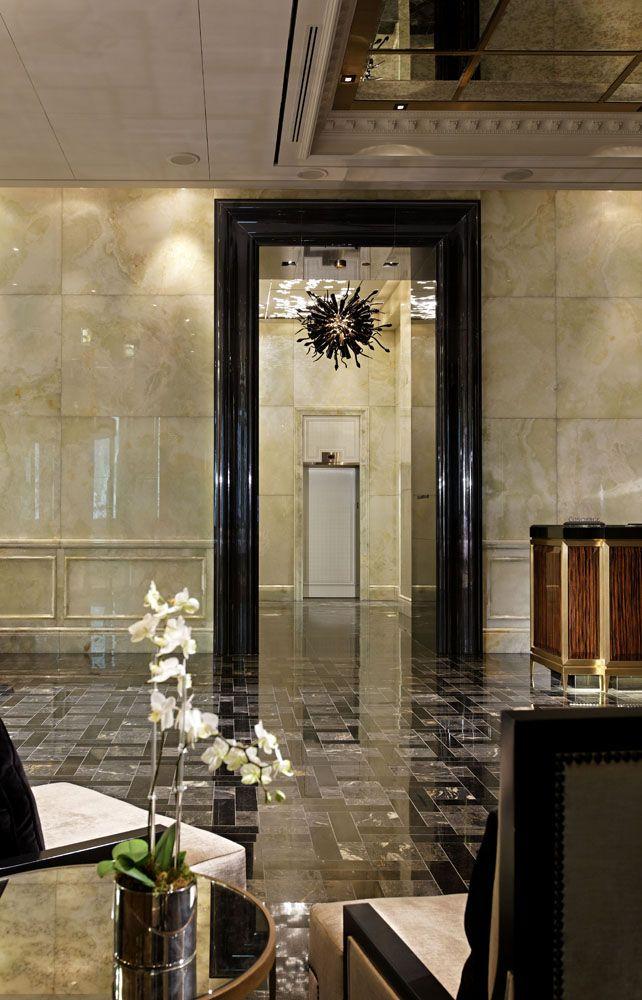 Trump international hotel tower public spaces ii by iv for Design hotel 1860 rendsburg
