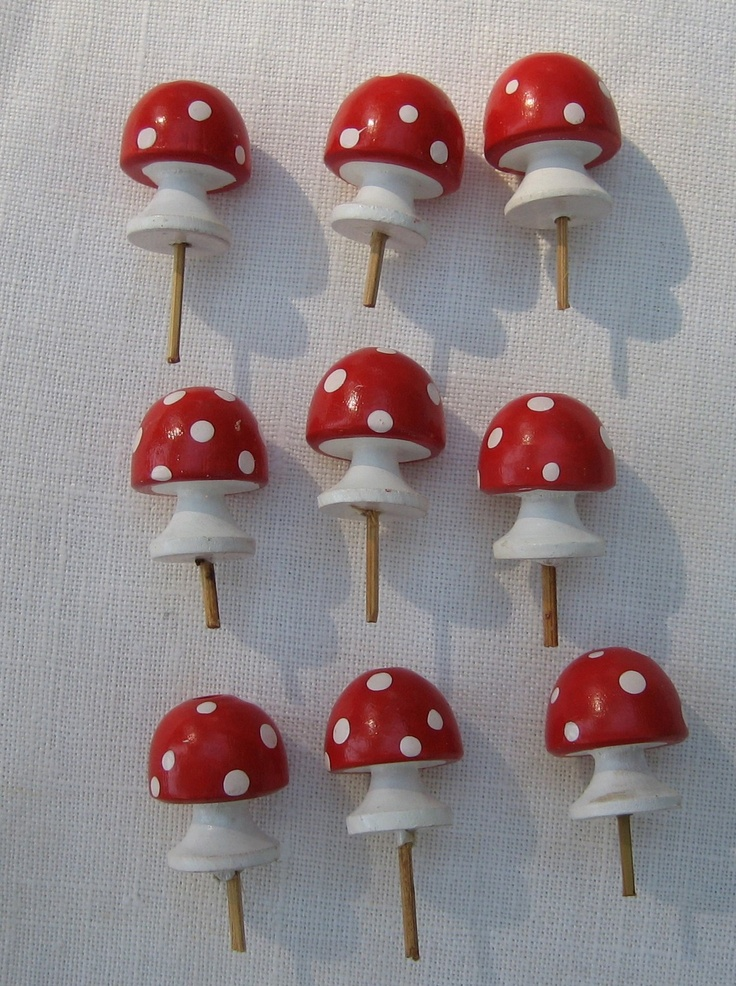 1000 ideas about mushroom decor on pinterest fairy lamp for What kind of paint to use on kitchen cabinets for wire bird wall art