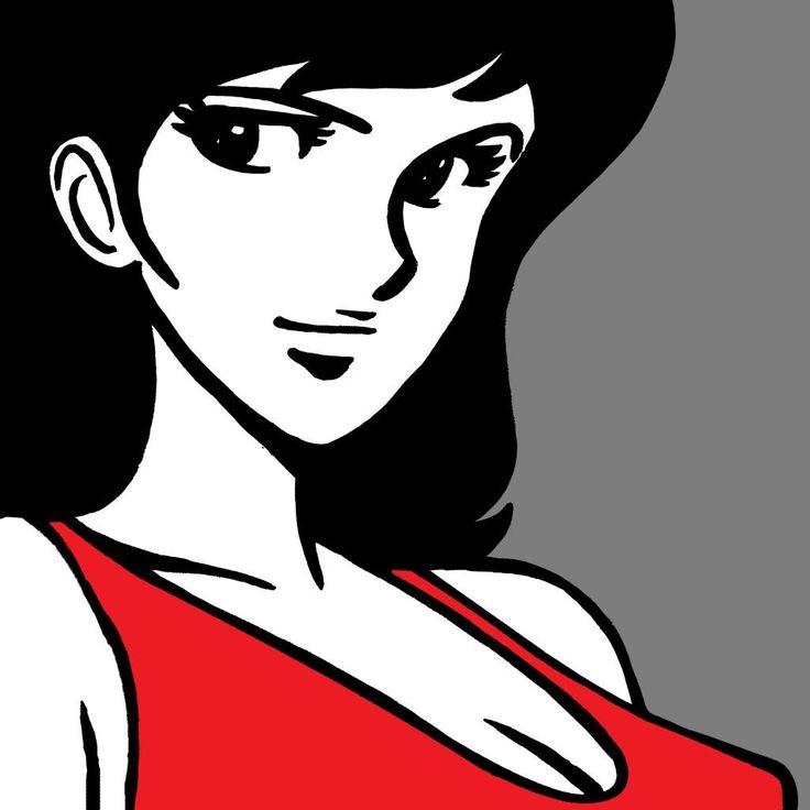 Quadro Margot | Quadri Lupin