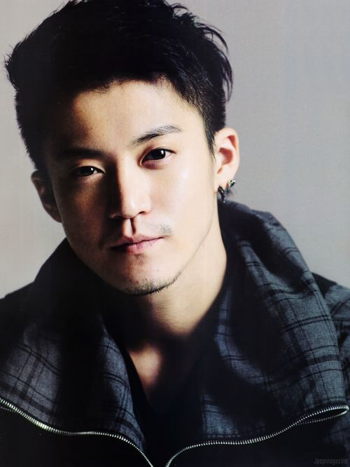 Oguri Shun. He's married now and i'm devastated! =/