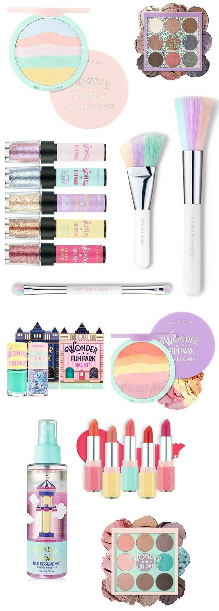 Etude House Wonder Fun House Captures The Magic of Tarte Make Believe in Yourself – Musings of a Muse