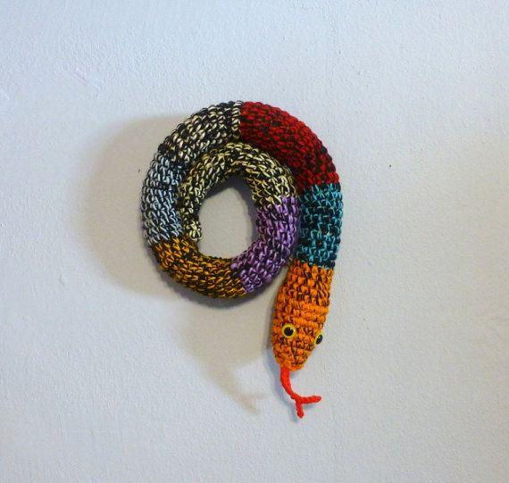 Draft Stopper Snake Door Snake Mixed Colors Crochet Draft & 11 best Crochet - Draft Stoppers images on Pinterest   Draft stopper ...