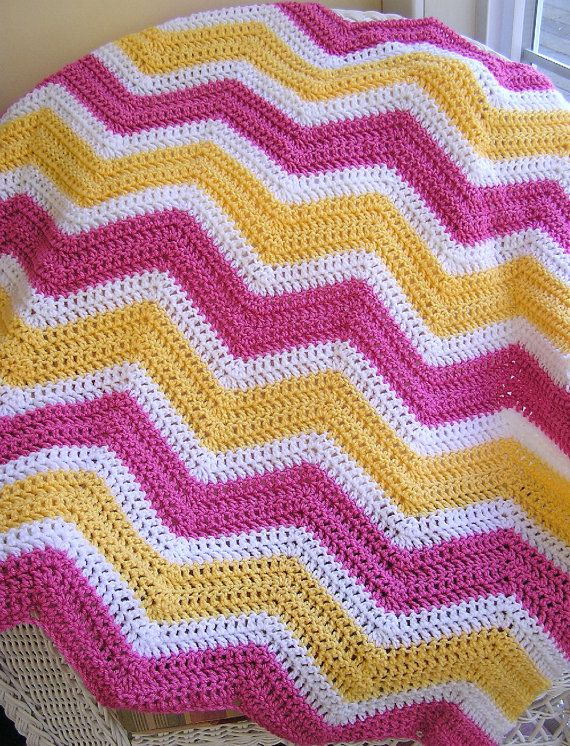 153 best images about Crochet-Lapghans on Pinterest Free pattern, Lap blank...