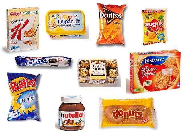 Muchos de los productos con los que llena la cesta de la compra lo incluye entre sus ingredientes, quizá bastantes más de los que piensa: patatas fritas, cereales de desayuno, boll