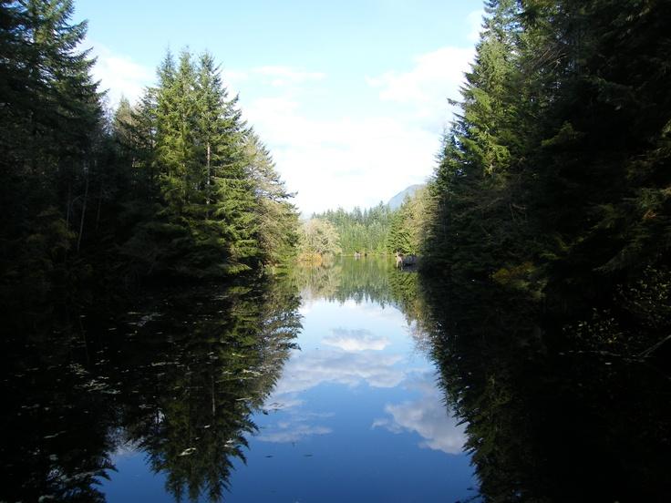 Rice Lake, BC, Canada