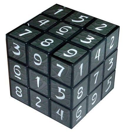 Sudoku + Rubik : X