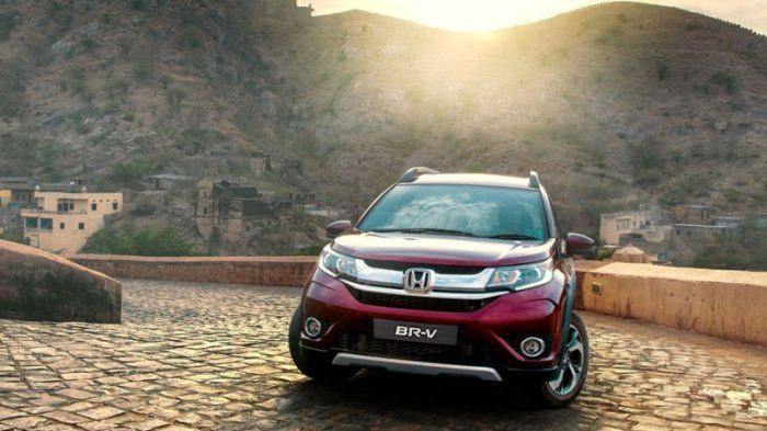Honda BR-V - Kendaraan Keluarga yang Jauh dari Kata