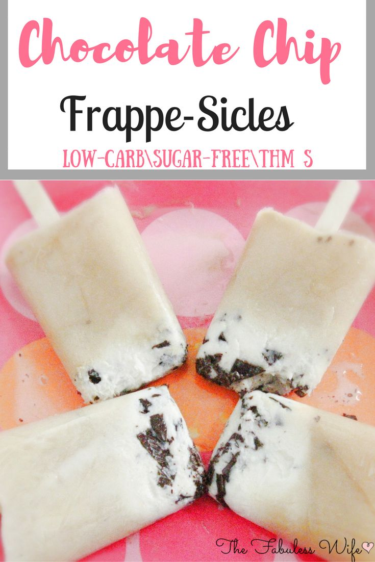 197 best Low carb/low sugar frozen treats images on Pinterest ...