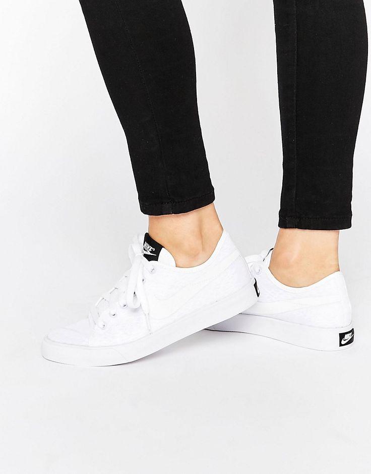 Image 1 - Nike - Primo Court - Baskets - Blanc