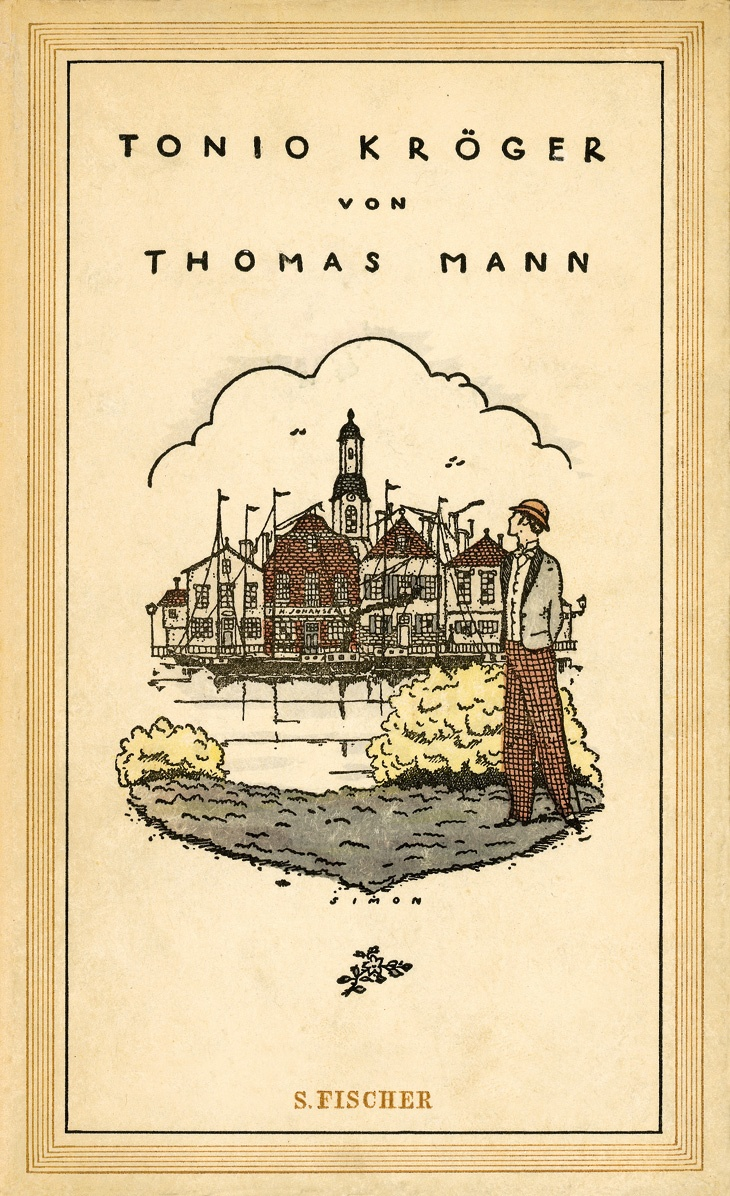 Tonio Kröger | Thomas #Mann #literatur