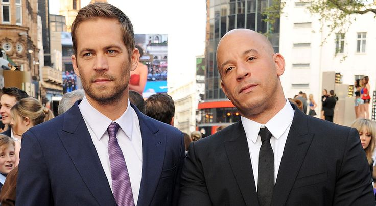 Vin Diesel Talking About Paul Walker's Death With Variety | POPSUGAR Celebrity