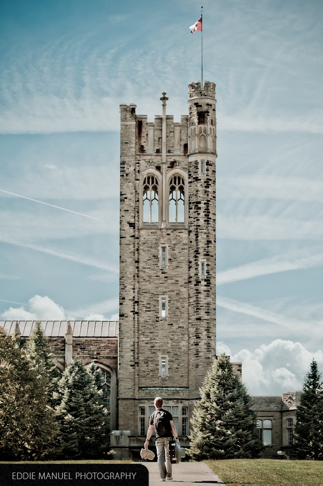 UWO - Prettiest University in Canada