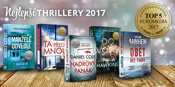 Vyhlásili jsme nejlepší bestsellery roku 2017! | knizniklub.cz