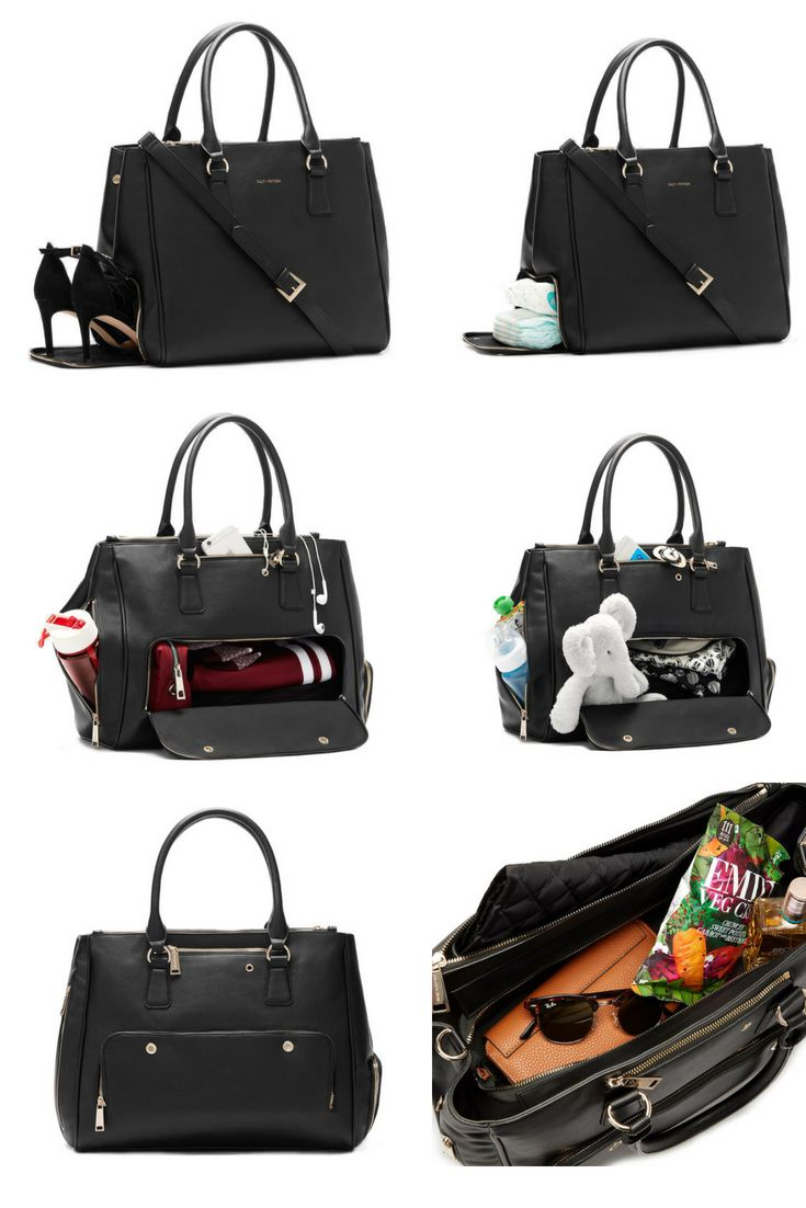 Fact + Fiction Sophia Tote (£145) Say goodbye to carrying