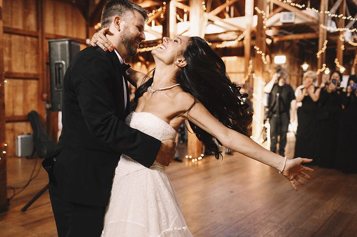 Most people can't help overthinking their choices of wedding songs for that the famous first dance. Here are some songs that strike the perfect balance... #firstdance #wedding #weddingideas