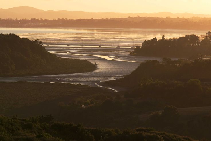 Harbour Landscape (Beachlands, New Zealand)