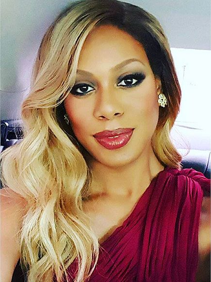 2016 SAG Awards: Laverne Cox on Diversity in Hollywood