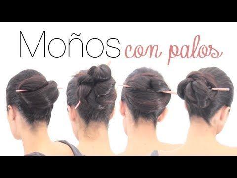 ♥ ♥ LEEME / DESPLIEGAME ♥ ♥ PEINADOS RÁPIDOS Y FÁCILES CON PALOS Aquí os dejo unos peinados fáciles con palillos, son muy rápidos de hacer y los podemos deja...