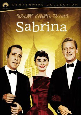 SABRINA - A 1954 Comedy Romance starring Audrey Hepburn, Humphrey Bogart  William Holden. A playboy becomes interested in the daughter of his family's chauffeur. But it's his more serious brother who would be the better man for her. Lovely! (PG)