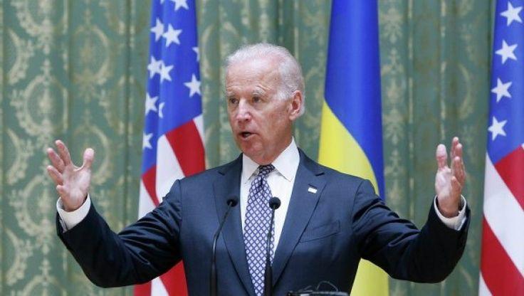 Джо Байден наніс перший удар по корупціі в Україні
