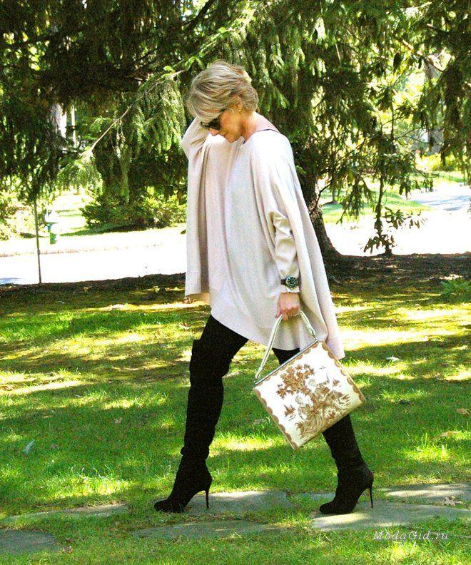 Уличная мода: Винтажный стиль в образах Cherie James