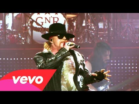 Guns N' Roses - Chinese Democracy (Live) 2014