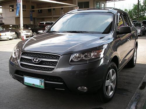 Hyundai Santa Fe CRDI VGT
