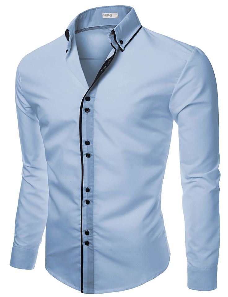 Head to Work in Style with Men's Formal Shirts in the Latest Trends. With their tapered sides, slim fit shirts sit well on leaner men. However, if you are skinny, shirts with an extra slim fit are the best option for you. These are designed to taper more than slim fit shirts, giving you a neat look and compensating for your lean midriff.