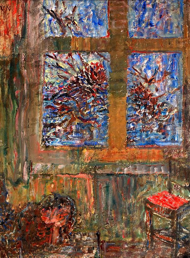 bofransson:  VERA NILSSON 1888-1979 The Window