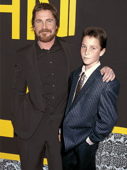 Oscar Nominees Pose with Younger Versions of Themselves - My Modern Met