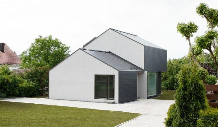 ber ideen zu eternit fassade auf pinterest fassaden holzfassade und passivhaus. Black Bedroom Furniture Sets. Home Design Ideas